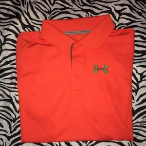 Boy's Under Armour Polo Shirt YL